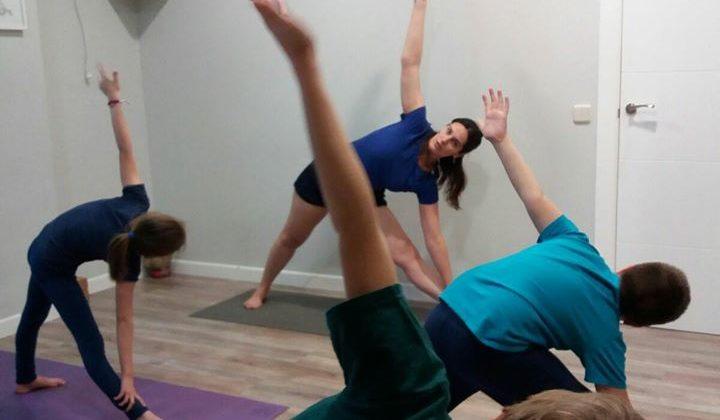 Cómo son nuestras clases de Yoga para niños