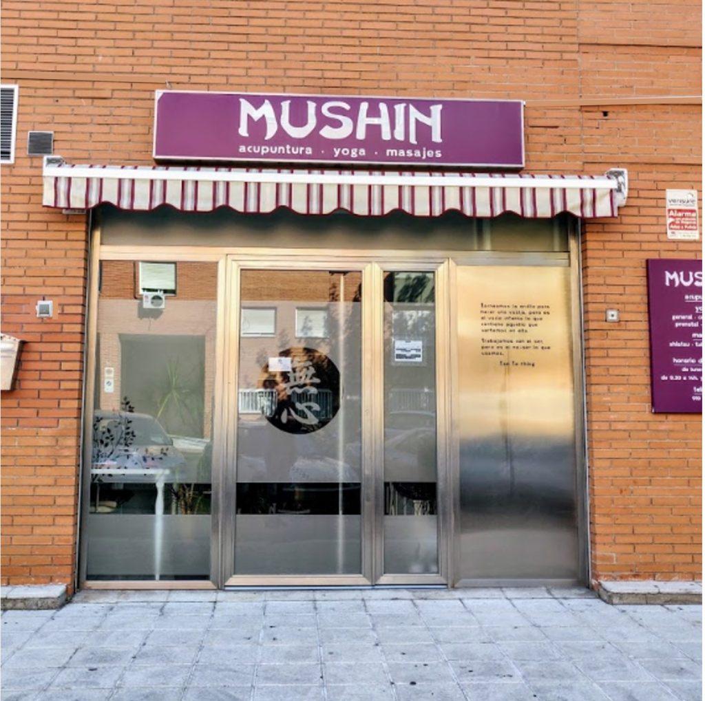 localización de Centro Mushin